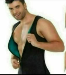 Camiseta térmica seca barriga