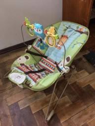 Cadeira de Descanso Diversão no Bosque Fisher Price