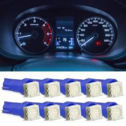 Título do anúncio: Lâmpada Led T5 Azul/Branco p/ Painel Automotivo Unidade