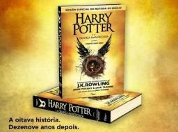Título do anúncio: Livro Harry Potter e a criança amaldiçoada
