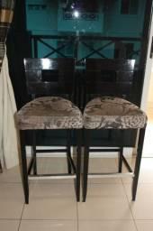 Cadeiras altas para Bancada