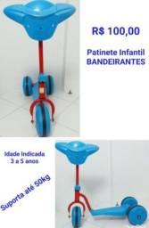 Título do anúncio: Patinete Infantil