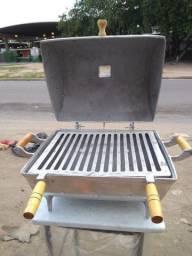 Alumínio essa churrasqueira pra vender