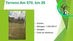 Título do anúncio: terreno na manoel urbano - am 070, km 26