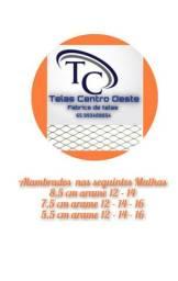 Telas centro oeste  - Alambrados