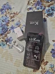Lg k40s novinho c/ nota fiscal