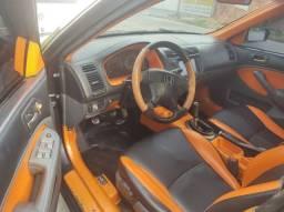 Título do anúncio: Honda Civic, Ar cond, vídros elet, motor e cx ok, Ótimo veículo
