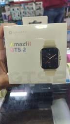 Título do anúncio: Amazifit GTS 2 Dourado