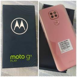 Moto G9 Play 64Gb - Compre no Carnêzinho - Sem Entrada
