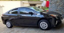 Título do anúncio: Toyota Prius C/ proprietário Unico dono, perfeito, Roda e Pneu Original menos de 100km