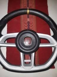 Título do anúncio: VOLANTE GOLF GTI COM CUBO PARA FIAT