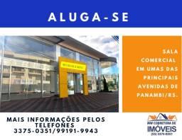 Sala comercial disponível para LOCAÇÃO