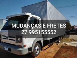 Oportunidade caminhão indo para Belo Horizonte MG e Vitória ES
