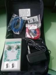 Eletroestimulador de acupuntura veterinaria
