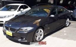 BMW 528I 2013/2014 2.0 M SPORT 16V GASOLINA 4P AUTOMÁTICO - 2014