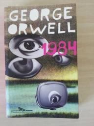 1984 - George Orwell (Capa Comum) - em ótimo estado