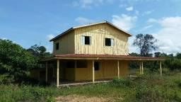 Sítio com casa e água/nascente. 50 hectares. Próximo à Vila Samuel