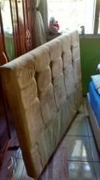Cabeceira de cama box, muito bem conservada e linda