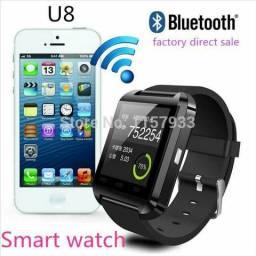 Relógio Smart Watch Dz 09 Câmera 2.0