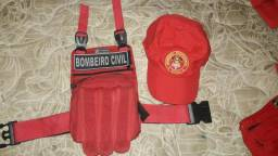 Kit bombeiro civil