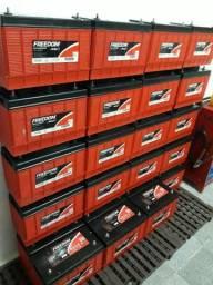 Bateria estacionárias novas e seminovas