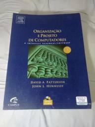 Livro: Organização E Projeto De Computadores