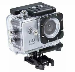 Camera Esportiva Full HD Estilo Go Pro