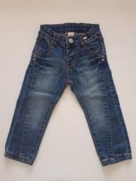 Calça Jeans Lilica Ripilica (12 a 16 meses)