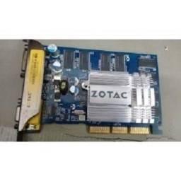 Placa de video Zotac 5500 256Mb