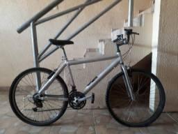 Bicicleta quadro de aluminio