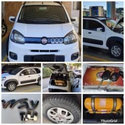 Fiat Uno Way 1.4 Dualogic 2015 - 2015