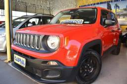 Jeep Renegade 1.8 Flex Automático