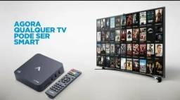 Tvbox c/ 60 dias de canais grátis