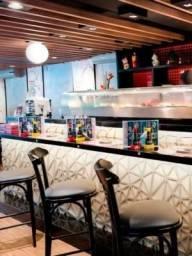 Vende-se Restaurante Japonês ou aceita-se sócio