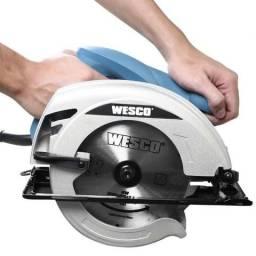 Serra Circular 7.1/4'' 1500w Wesco 220v