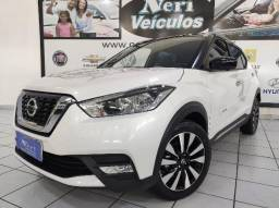 Nissan kicks sl - 2018