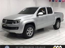 Volkswagen Amarok 2.0 trendline 4x4 cd 12v turbo intercooler diesel 4p manual - 2012