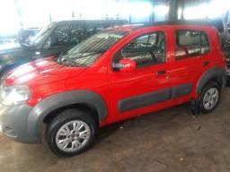 Fiat uno way 2011 completo - 2011