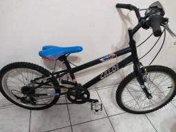 2f95ccabc695b Bicicleta aro 20 Caloi hot wheels estado de nova!