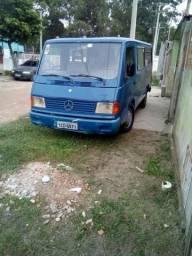 Vendo Micro-Ônibus MB 180 D - 1994