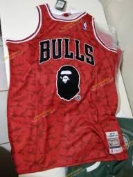 Basquete #Bape #Bulls leia a descrição