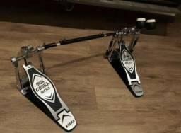 Pedal duplo Tama Iron Cobra (oportunidade)
