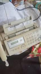Aparelho de Fax Panasonic 220V