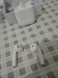 Fone Bluetooth Totalmente sem fio