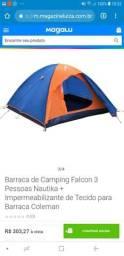 Barraca de Camping Falcon 3 Pessoas Nautika