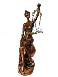 Estatueta Themis Deusa da Justiça