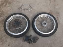 Peças motos 150, xlx, XR 200, dt 180