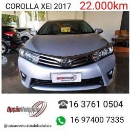 Corolla 2.0 Xei 2017