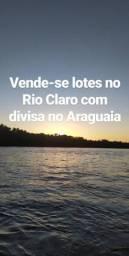 Rio Araguaia e Rio Claro