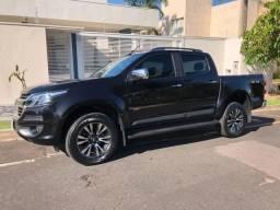 S10 2.8 Ltz Cd 4x4 Automática Diesel 2019 Preta Linda - 2019